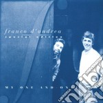 Franco D'andrea - My One And Only Love cd musicale di Franco D'andrea