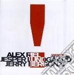 Jerry Bergonzi/j.lungaard/a.riel - Emergence cd musicale di Bergonzi/j.lungaard/a.ri Jerry