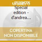 Special edition - d'andrea franco cd musicale di Franco d'andrea (5 cd)