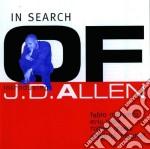In search of - cd musicale di Allen Jd