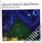 Fiestas de agosto cd musicale di Simon edward & binney david