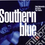 Southern blue cd musicale di Pablo Bobrowicky