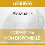 Almanac - cd musicale di M.nock/b.maupin/c.mcbee/e.mars