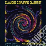 Algonchina cd musicale di Claudio capurro quar