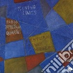 Fabio Zeppetella Qua - Moving Lines cd musicale di Fabio zeppetella qua