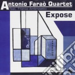 Expose cd musicale di Antonio farao quart