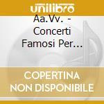 Concerti famosi per pianoforte vol.3 cd musicale