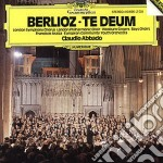 Berlioz - Te Deum - Abbado cd musicale di Claudio Abbado