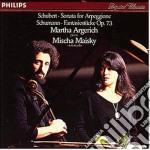 ARPEGGIONE ARGERICH cd musicale di ARGERICH
