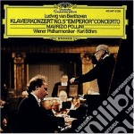 Beethoven - Conc. N. 5 - Pollini/Bohm cd musicale di BEETHOVEN