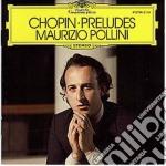 PRELUDI OP. 28 POLLINI cd musicale di CHOPIN