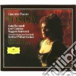 TOSCA/RICCIARELLI,CARRERAS/KARAJAN cd musicale di Giacomo Puccini