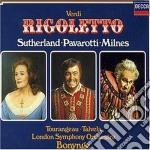RIGOLETTO/MILNES PAVAROTTI cd musicale di VERDI