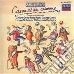 Saint Saens - Carnaval Des Animaux - Ortiz cd musicale di SAINT-SAENS