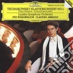 Tchaikovsky - Piano Concerto No. 1 - Ivo Pogorelich cd musicale di Claudio Abbado