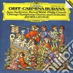 CARMINA BURANA/LEVINE cd musicale di James Levine