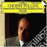 SON. N. 2/3 X PF POLLINI cd musicale di CHOPIN