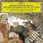 Peter und der wolf cd musicale di S. Prokofiev