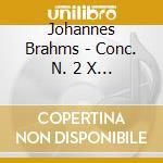 Bernstein - Conc. N. 2 X Pf cd musicale di BERNSTEIN