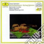 Schubert - String Quintet D956 - Rostropovich cd musicale di Rostropovich