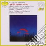 Karajan - Sinf. N. 9 cd musicale di BEETHOVEN