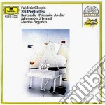 26 PRELUDI/POLAC ARGERICH cd musicale di Argerich