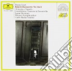 Giulini/b - Conc.n. 1/2-gond cd musicale di Franz Liszt