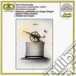 Tchaikovsky - 1812 / Serenade For Strings - Herbert Von Karajan cd musicale di Karajan