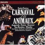 CARNEVALE DEGLI ANIMALI/KREMER cd musicale di ARGERICH