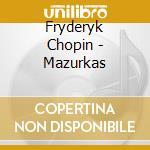 MAZZURKE ASHKENAZY cd musicale di CHOPIN