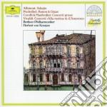 Albinoni - Adagio / Corelli - Christmas Concerto / Vivaldi - L'Amoroso - Karajan cd musicale di Karajan