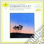 SINF. N. 2/7 KARAJAN cd musicale di Karajan