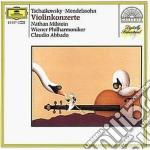 CONC. VL. ABBADO/MILST cd musicale di MILSTEIN NATHAN/ABBADO CLAUDIO