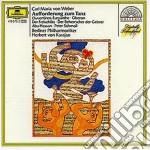 KARAJAN-INVITO ALLA DANZ cd musicale di Karajan