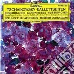 Tchaikovsky - Bella Addormentata - Karajan cd musicale di VON KARAJAN HERBERT