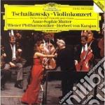 Tchaikovsky - Violinkonzert - Anne-Sophie Mutter / Herbert Von Karajan cd musicale di TSCHAIKOWSKY