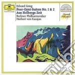 KARAJAN PEER SUITE 1 cd musicale di Edvard Grieg