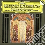 SYMPHONIE N 9 cd musicale di ABBADO/WP