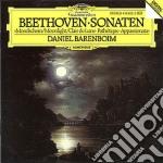 Beethoven - Sonate N. 8 - Barenboim cd musicale di BARENBOIM
