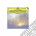 Tchaikovsky - Symphony No.6 Pathetique - New York Philharmonic Orchestra / Leonard Bernstein cd musicale di BERNSTEIN