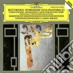 Beethoven - Sinf. 6 Fant. Corale - Abbado cd musicale di Claudio Abbado