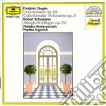SON. VLC. ROSTROPOVICH cd musicale di Rostropovich