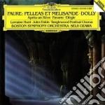 Faure' - Pelleas Et Melisande - Ozawa cd musicale di OZAWA