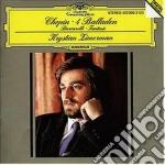 BALLADES ZIMERMAN cd musicale di CHOPIN