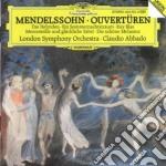 OUVERTURES ABBADO cd musicale di Claudio Abbado