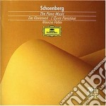 POLLINI-OP. PF cd musicale di Arnold Schonberg