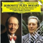 HOROWITZ PLAYS MOZART cd musicale di Wolfgang Amadeus Mozart