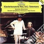 Liszt - Piano Concertos Nos.1&2 - Totentanz - Zimerman/Ozawa cd musicale di Seiji Ozawa