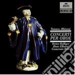 Albinoni - Concerti Per Oboe - Camerata Bern cd musicale di Bern Camerata
