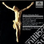 CANTATE 4/56/82 RICHTER cd musicale di Richter